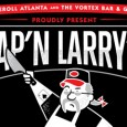 "<div class=""at-above-post-cat-page addthis_tool"" data-url=""http://www.freerollatlanta.com/capn-larrys-porkn-poker-benefit/""></div>Join us April 18th at The Vortex Little Five Points at 8pm to help raise some money for the Vortex's longest employed worker, Larry Taylor!  Larry's been working for the […]<!-- AddThis Advanced Settings above via filter on get_the_excerpt --><!-- AddThis Advanced Settings below via filter on get_the_excerpt --><!-- AddThis Advanced Settings generic via filter on get_the_excerpt --><!-- AddThis Share Buttons above via filter on get_the_excerpt --><!-- AddThis Share Buttons below via filter on get_the_excerpt --><div class=""at-below-post-cat-page addthis_tool"" data-url=""http://www.freerollatlanta.com/capn-larrys-porkn-poker-benefit/""></div><!-- AddThis Share Buttons generic via filter on get_the_excerpt -->"