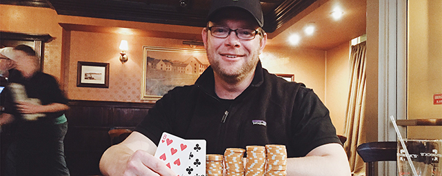 <!-- AddThis Sharing Buttons above -->Curt Osmundsen is our newest Final Tournament winner! He started our tournament with the 3rd highest chip stack (based on accrued points throughout the season).  After knocking out over 1/3 […]<!-- AddThis Sharing Buttons below -->